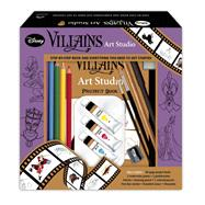 Disney Villains Art Studio by Storybook Artists, The Disney, 9781626860100