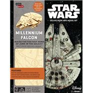 Star Wars Millennium Falcon Deluxe Book and Model Set by Kogge, Michael, 9781682980101
