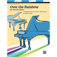 Over the Rainbow by Arlen, Harold (COP); Bober, Melody (ADP), 9781470620103