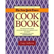 The New York Times Cook Book by Claiborne, Craig, 9780060160104