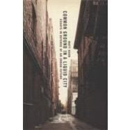 Common Ground in a Liquid City : Essays in Defense of an Urban Future by Hern, Matt, 9781849350105