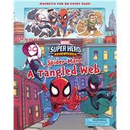 Marvel Spider-man by Laufman, Derek; Roth, Megan, 9780794440107