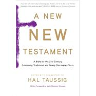 A New New Testament by Taussig, Hal; Crossan, John Dominic, 9780544570108
