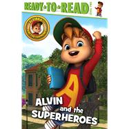 Alvin and the Superheroes by Forte, Lauren (ADP), 9781534400108