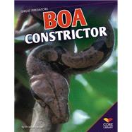 Boa Constrictor by Lanser, Amanda, 9781624030109