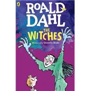 The Witches by Dahl, Roald; Blake, Quentin, 9780142410110