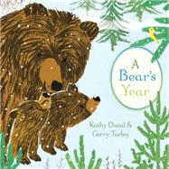 A Bear's Year by Duval, Kathy; Turley, Gerry, 9780385370110