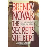 The Secrets She Kept by Novak, Brenda, 9780778330110