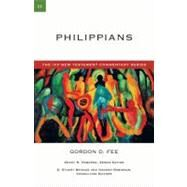 Philippians by Fee, Gordon D., 9780830840113