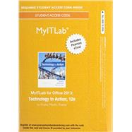 MyLab IT with Pearson eText -- Access Card -- for Technology in Action by Evans, Alan; Martin, Kendall; Poatsy, Mary Anne, 9780134150116