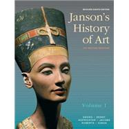 Janson's History of Art, Volume 1 Reissued Edition by Davies, Penelope J.E.; Hofrichter, Frima Fox; Jacobs, Joseph F.; Simon, David L.; Roberts, Ann S., 9780133910117