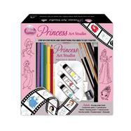 Disney Princess Art Studio by Storybook Artists, The Disney, 9781626860117