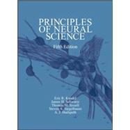 Principles of Neural Science, Fifth Edition by Kandel, Eric; Schwartz, James; Jessell, Thomas; Siegelbaum, Steven; Hudspeth, A.J., 9780071390118