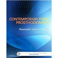 Contemporary Fixed Prosthodontics by Rosenstiel, Stephen F., 9780323080118