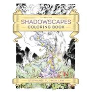 Llewellyn's Shadowscapes Coloring Book by Law, Stephanie Pui-mun, 9780738750118