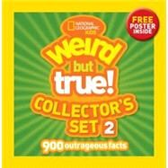 Weird but True! Collector's Set 2: 900 Outrageous Facts by National Geographic Society (U. S.), 9781426320118