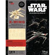 Incredibuilds Star Wars X-wing Deluxe Book and Model Set by Kogge, Michael, 9781682980118