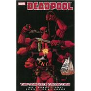 Deadpool by Daniel Way by Way, Daniel; Barberi, Carlo; Garza, Ale; Crystal, Shawn; Espin, Salvador, 9780785160120