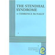The Stendhal Syndrome 9780822220121U