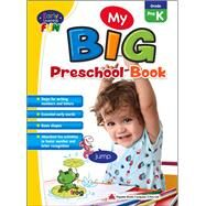 My Big Preschool Book by Popular Book Company, 9781942830122