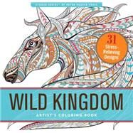Wild Kingdom by Peter Pauper Press, 9781441320124