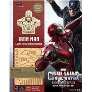 Incredibuilds Marvel's Captain America Civil War Iron Man Deluxe Book and Model Set by Beatty, Scott, 9781682980125