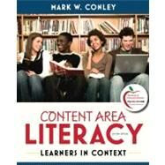 Content Area Literacy Learners in Context 9780132690126N