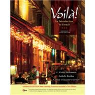 Voila! An Introduction to French, Enhanced (with Audio CD) by Heilenman, L. Kathy; Kaplan, Isabelle; Toussaint Tournier, Claude, 9781133950127