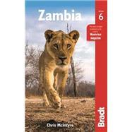 Bradt Zambia by McIntyre, Chris, 9781784770129