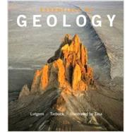 Essentials of Geology plus Mastering Geology HS by Lutgens, Tarbuck, Tasa, 9780133540130