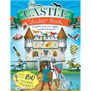 Castle Sticker Book Complete Your Own Mighty, Medieval Fortress! by Pipe, Jim; Taylor, Maria, 9781783120130