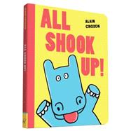 All Shook Up! by Crozon, Alain, 9781452140131