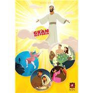 NTV La Gran Historia: Biblia Interactiva, tapa dura impresa by Unknown, 9781433620133