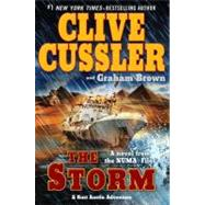 The Storm by Cussler, Clive; Brown, Graham, 9780399160134