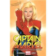 Captain Marvel Volume 1 by Deconnick, Kelly Sue; Lopez, David, 9780785190134