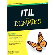 ITIL for Dummies by Farenden, Peter, 9781119950134