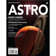 ASTRO2 (with CengageNOW™, 1 term Printed Access Card) by Seeds, Michael A.; Backman, Dana, 9781133950134
