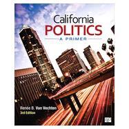 California Politics by Van Vechten, Renee B., 9781483340135