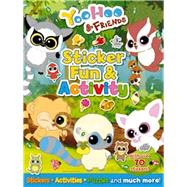 Sticker Fun & Activity by Award, Anna, 9781782700135