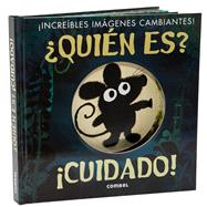 Quién es? Cuidado! / Who's There? Beware! by Hegarty, Patricia; Caterpillar Books Ltd; de los Santos, Diego, 9788491010135