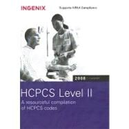 HCPCS Level II Expert : A Resourceful Compilation of HCPCS Codes by Ingenix, 9781601510136