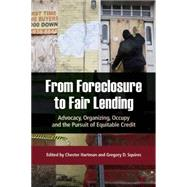 From Foreclosure to Fair Lending by Hartman, Chester; Squires, Gregory D., 9781613320136
