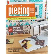 Piecing the Piece O' Cake Way by Jenkins, Linda; Goldsmith, Becky, 9781617450136