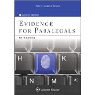 Evidence for Paralegals by Marlowe, Joelyn D., 9780735590137