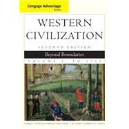 Cengage Advantage Books: Western Civilization Beyond Boundaries, Volume I by Noble, Thomas F. X.; Strauss, Barry; Osheim, Duane; Neuschel, Kristen; Accampo, Elinor, 9781133610137