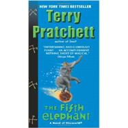 The Fifth Elephant by Pratchett, Terry, 9780062280138