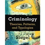 Criminology by Siegel, Larry J., 9780495600138