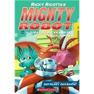 Ricky Ricotta's Mighty Robot vs. The Jurassic Jackrabbits From Jupiter (Book 5) by Pilkey, Dav; Santat, Dan, 9780545630139