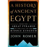 History of Ancient Egypt Vol. 2 by Romer, John, 9781250030139