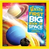National Geographic Little Kids First Big Book of Space by HUGHES, CATHERINE D.AGUILAR, DAVID A., 9781426310140
